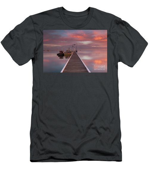 A.m. Solitude Men's T-Shirt (Athletic Fit)