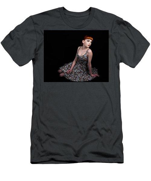 Amazing Beauty Men's T-Shirt (Athletic Fit)