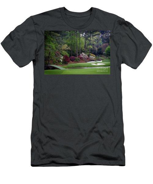 Amen Corner Augusta Men's T-Shirt (Athletic Fit)