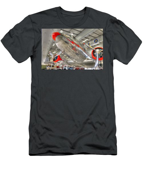 American 2 Men's T-Shirt (Athletic Fit)