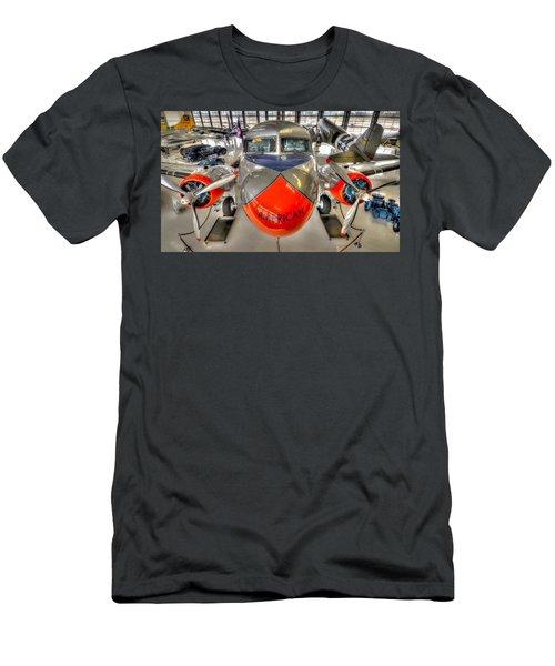 American 3 Men's T-Shirt (Athletic Fit)