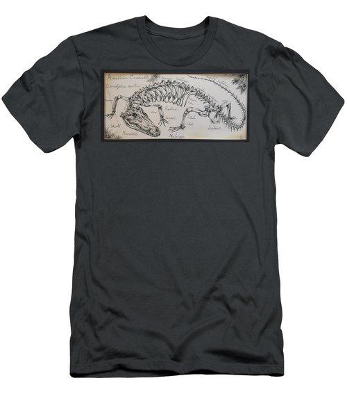 American Crocodile Men's T-Shirt (Athletic Fit)