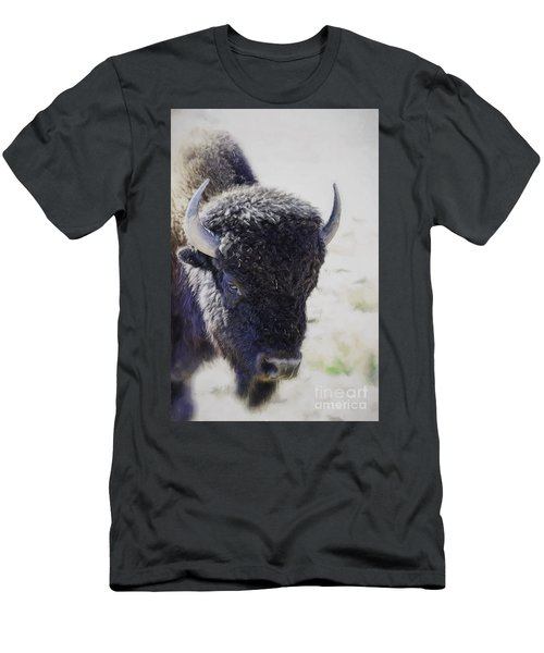 American Life  Men's T-Shirt (Athletic Fit)