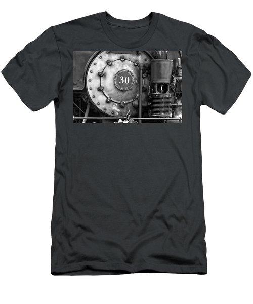 American Locomotive Company #30 Men's T-Shirt (Athletic Fit)