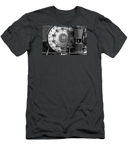 American Locomotive Company #30 Men's T-Shirt (Athletic Fit)