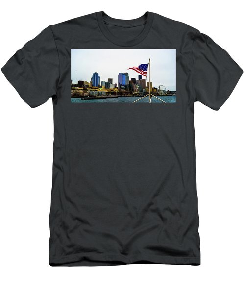 American Seattle Ic Men's T-Shirt (Athletic Fit)