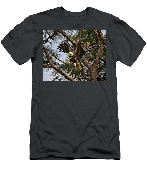 America's Bird Men's T-Shirt (Athletic Fit)