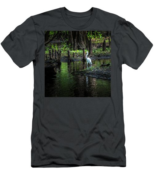 Amidst The Knees Men's T-Shirt (Athletic Fit)