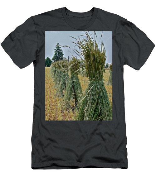 Amish Harvest Men's T-Shirt (Athletic Fit)