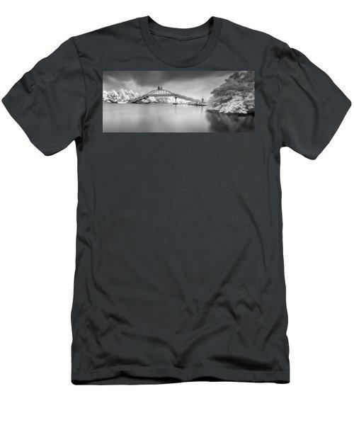 Amritasetu Men's T-Shirt (Athletic Fit)