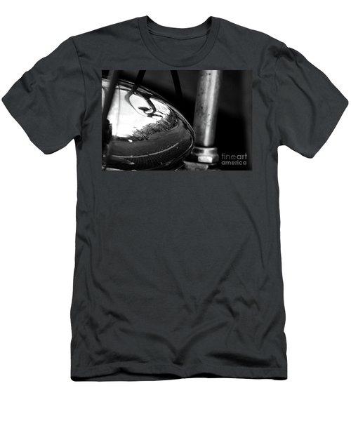 Amsterdam's Reflection Men's T-Shirt (Slim Fit) by Ana Mireles