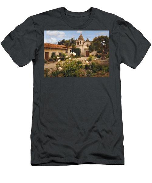 Amy's Carmel Men's T-Shirt (Athletic Fit)