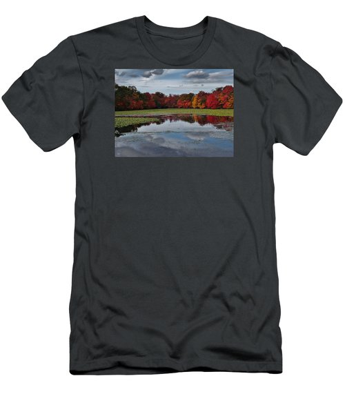 An Autumn Day Men's T-Shirt (Athletic Fit)