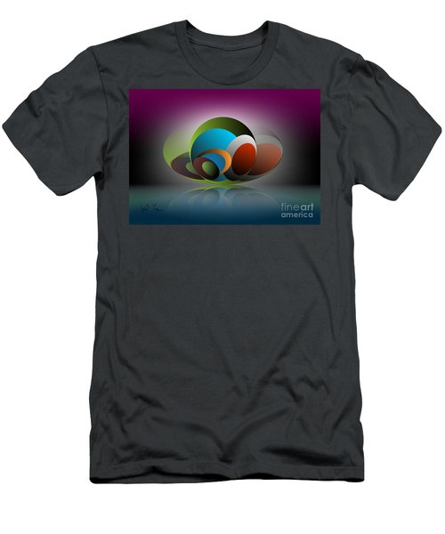 Analogy Men's T-Shirt (Slim Fit) by Leo Symon