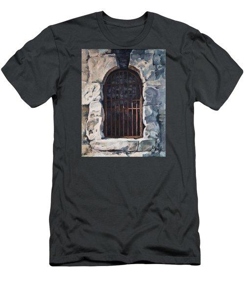 Ancient Door Men's T-Shirt (Athletic Fit)