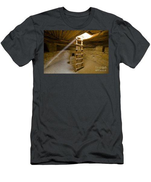 Ancient Kiva Men's T-Shirt (Athletic Fit)