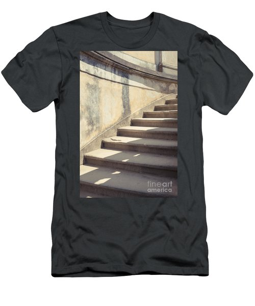 Ancient Stairs Men's T-Shirt (Athletic Fit)