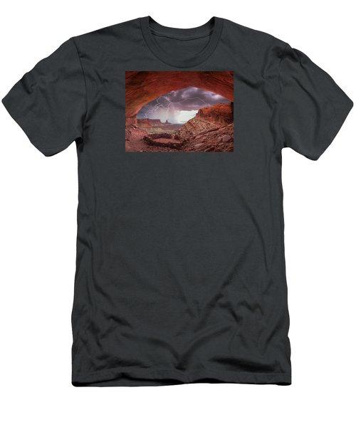 Ancient Storm 2 Men's T-Shirt (Athletic Fit)
