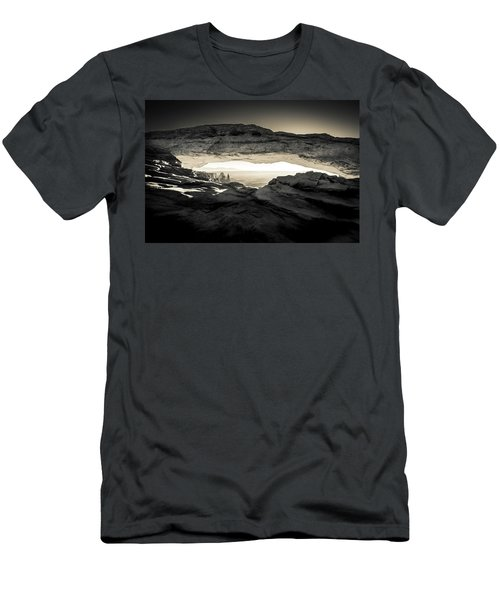 Men's T-Shirt (Slim Fit) featuring the photograph Ancient View by Kristal Kraft