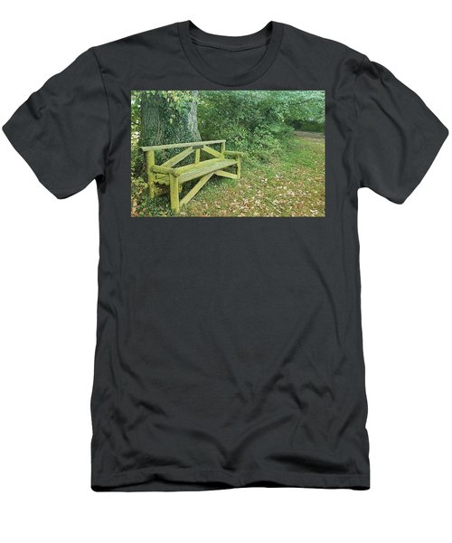Woodland Seat Men's T-Shirt (Athletic Fit)