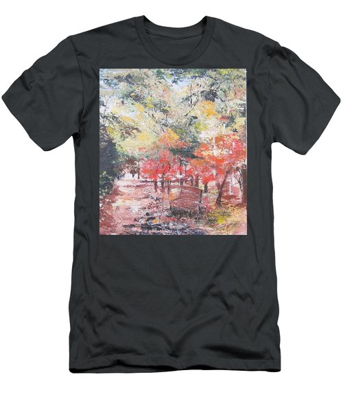And Then There Was Fall Men's T-Shirt (Athletic Fit)