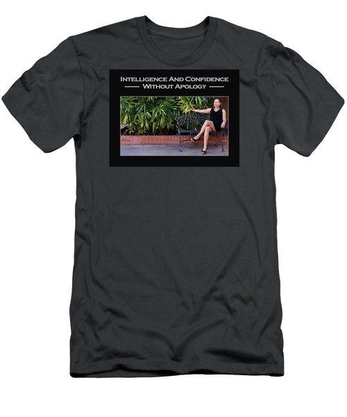 Andria 2-2-39 Men's T-Shirt (Slim Fit) by David Miller