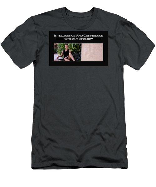 Andria 2-3-64 Men's T-Shirt (Slim Fit) by David Miller