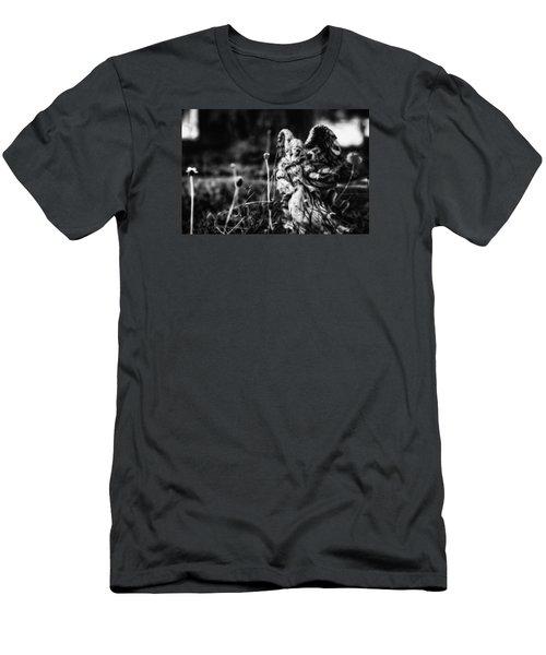 Angel 007 Men's T-Shirt (Slim Fit) by Michael White