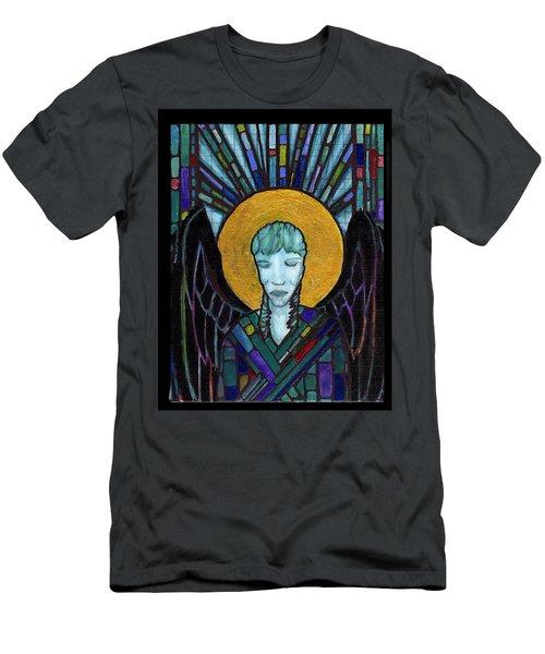 Angel Garbriel Men's T-Shirt (Athletic Fit)