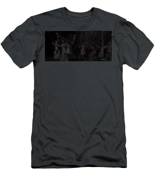 Angels Workout Men's T-Shirt (Athletic Fit)