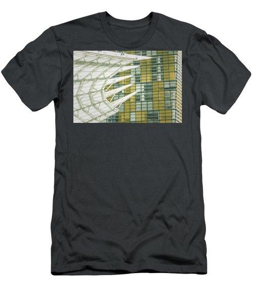 Angle Men's T-Shirt (Slim Fit) by Bobby Villapando