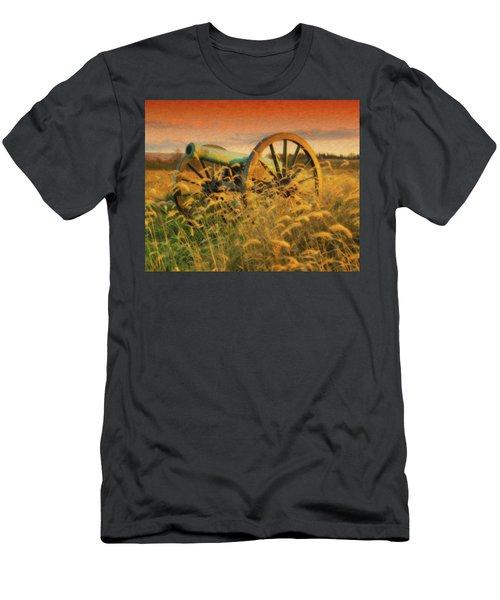 Antietam Battlefield - Dwp140321 Men's T-Shirt (Athletic Fit)