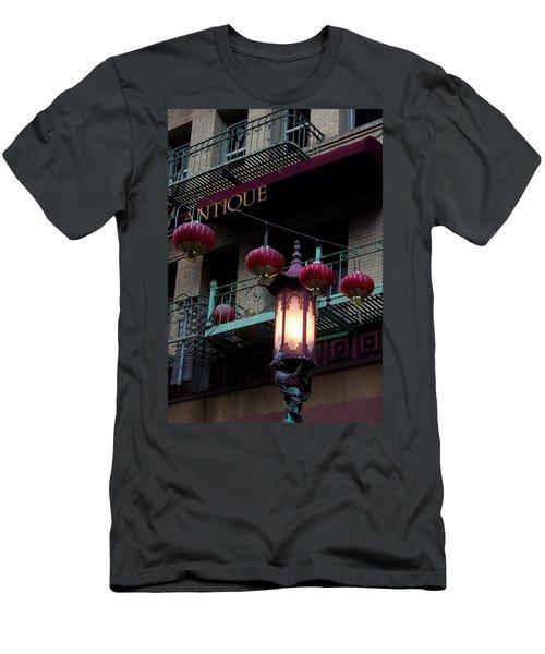 Antique Peking Men's T-Shirt (Athletic Fit)