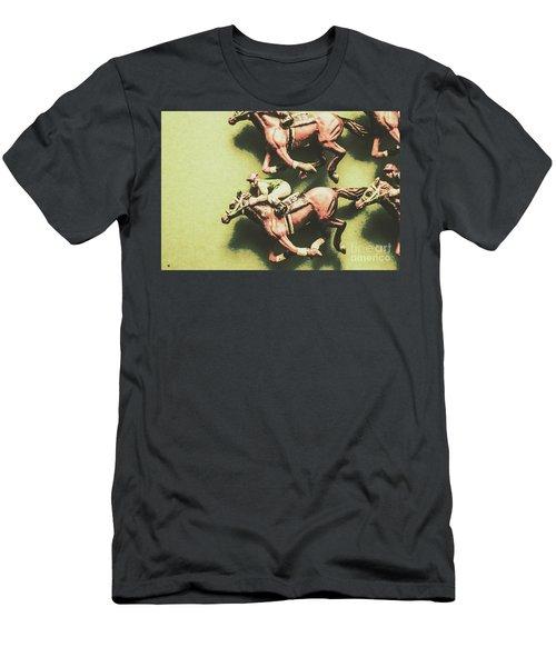 Antique Race Men's T-Shirt (Athletic Fit)