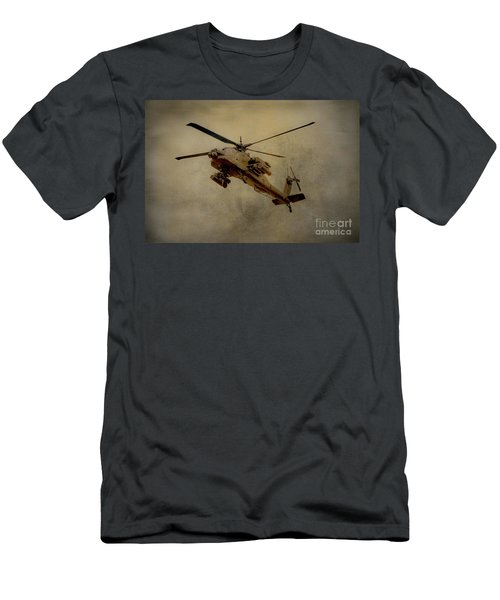 Apache Desert Takoff Men's T-Shirt (Athletic Fit)