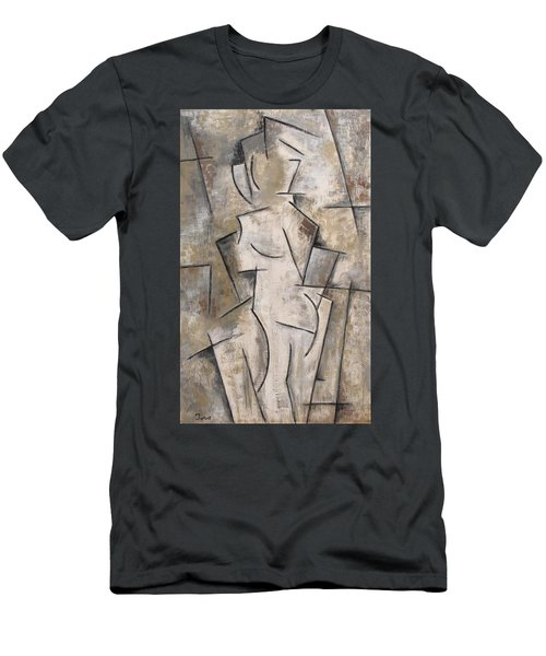 Apparition Men's T-Shirt (Slim Fit) by Trish Toro