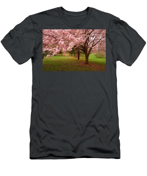 Approach Me - Holmdel Park Men's T-Shirt (Athletic Fit)