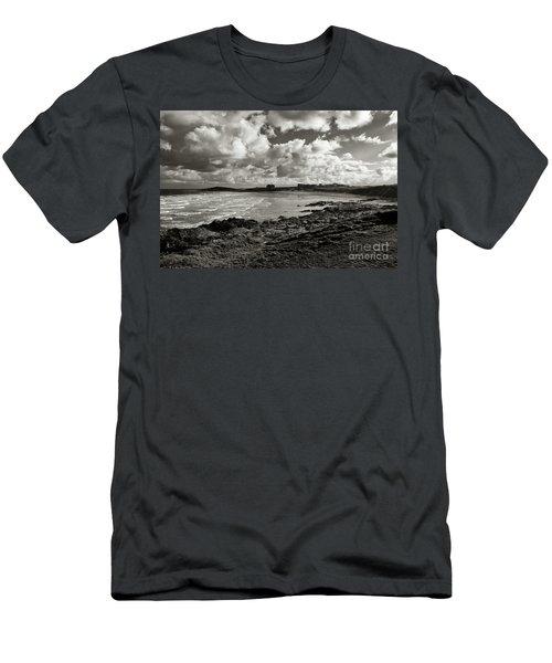 Approaching Storm Men's T-Shirt (Slim Fit) by Nicholas Burningham