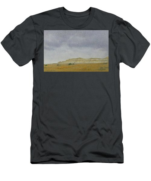 April In The Badlands Men's T-Shirt (Athletic Fit)
