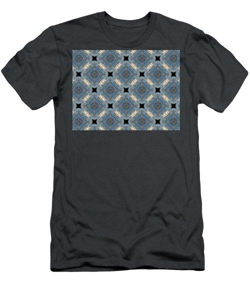 Aquatic Drift Men's T-Shirt (Athletic Fit)