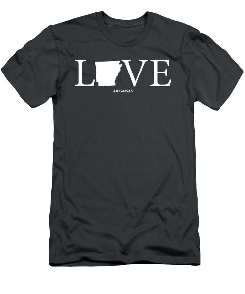 Ar Love Men's T-Shirt (Slim Fit) by Nancy Ingersoll