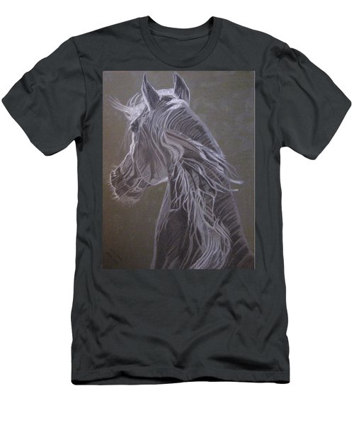 Arab Horse Men's T-Shirt (Athletic Fit)