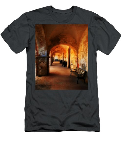 Arched Spanish Hall Men's T-Shirt (Athletic Fit)