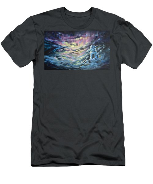 Arctic Experience Men's T-Shirt (Athletic Fit)