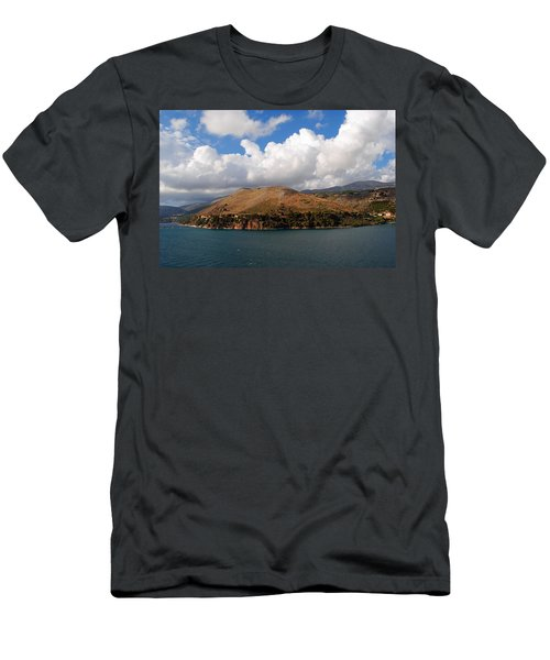 Argostoli Greece Men's T-Shirt (Athletic Fit)