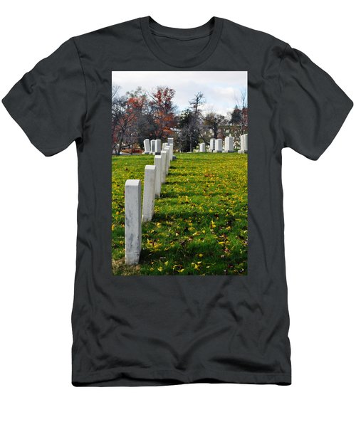 Arlington National Cemetery Hill Men's T-Shirt (Athletic Fit)