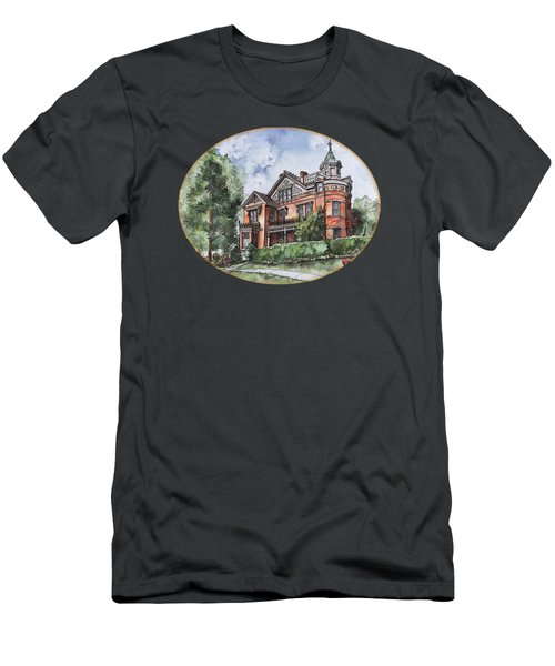 Armstrong Mansion Men's T-Shirt (Athletic Fit)