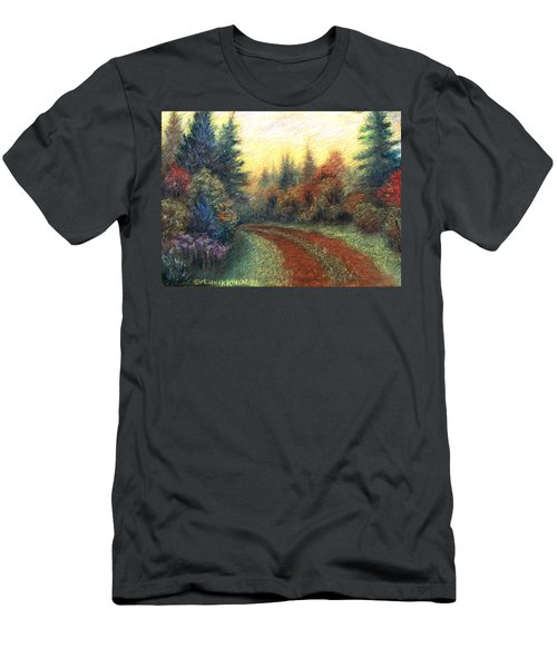 Around The Bend 01 Men's T-Shirt (Athletic Fit)