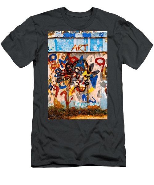ART Men's T-Shirt (Slim Fit) by Harry Spitz