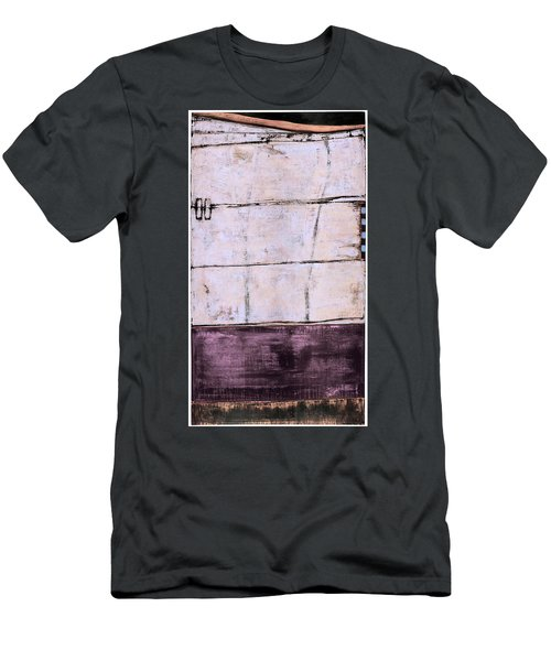 Art Print Abstract 100 Men's T-Shirt (Athletic Fit)